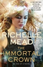 9781921880254 Age of X The Immortal Crown by Richalle Mead