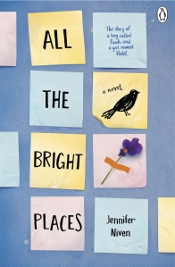 9780141357034 All the Bright Places by Jennifer Niven