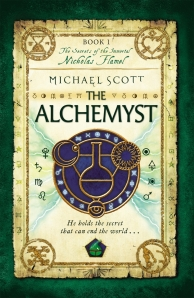 9780552562522 The Alchemyst by Michael Scott