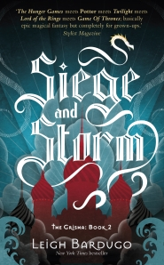 9781780621135 Siege and Storm by Leigh Bardugo