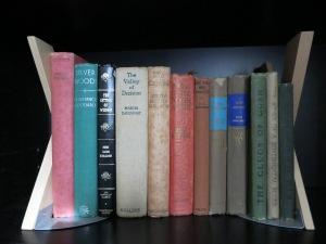 A bookish history...