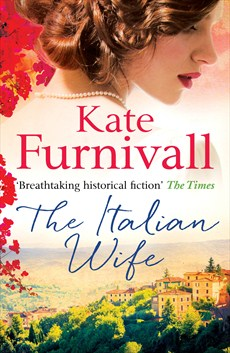 9780751550757 The Italian Wife by Kate Furnivall