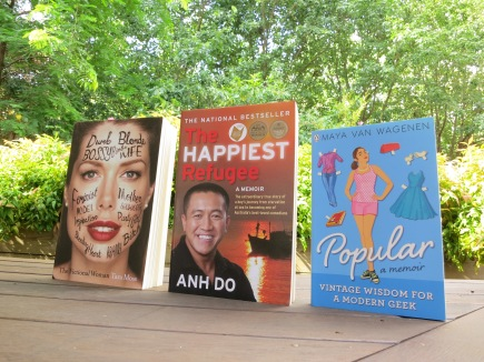 My top 3 non-fiction titles for 2014!