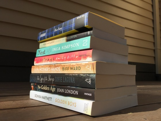 The Stella Prize - part of the 2015 long list...