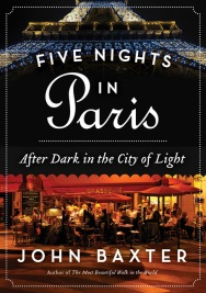 9780062296252 Five Nights in Paris by John Baxter