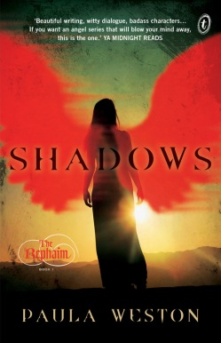 9781921922503 Shadows by Paula Weston