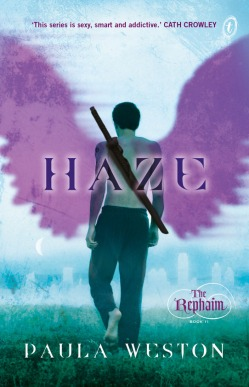 9781922079923 Haze by Paula Weston