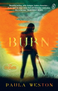 9781925240078 Burn by Paula Weston