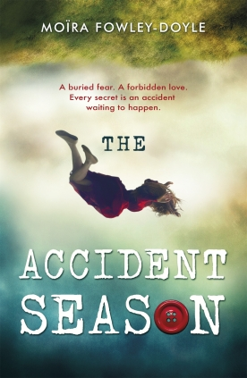 9780552571302 The Accident Season by Moira Fowley-Doyle