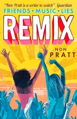 9781406347708 Remix by Non Pratt