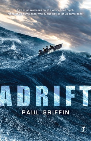 9781925240160 Adrift by Paul Griffin
