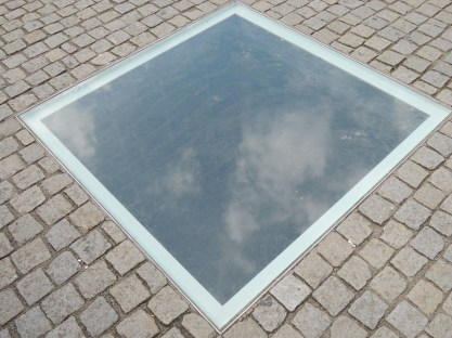 Memorial site of the Nazi Book Burning, 10 May 1933.