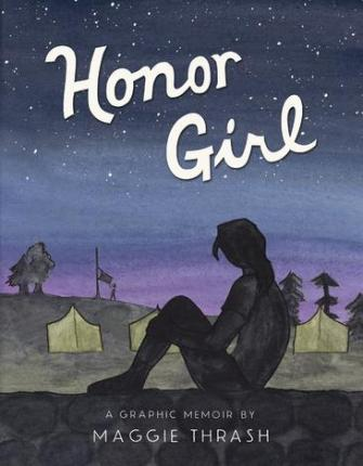 9780763673826 Honor Girl by Maggie Thrash