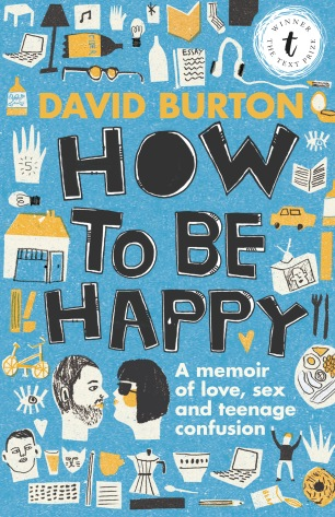9781925240344 How to be Happy by David Burton