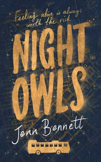 9781471125300 Night Owls by Jenn Bennett