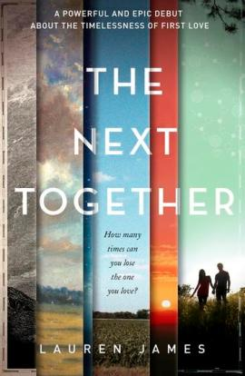 9781406358056 The Next Together by Lauren James