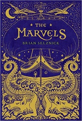 9780545448680 The Marvels by Brian Selznick