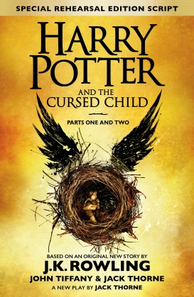 9780751565355 Harry Potter and the Cursed Child by J.K Rowling