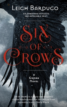 9781780622279 Six of Crows by Leigh Bardugo
