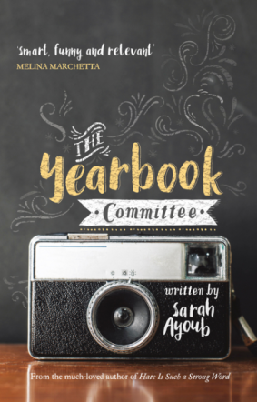 9780732296858 The Yearbook Committee by Sarah Ayoub