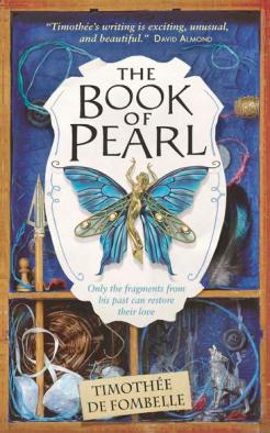 9781406364620 The Book of Pearl by Timothée de Frombelle