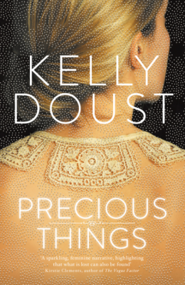9781460750971 Precious Things by Kelly Doust