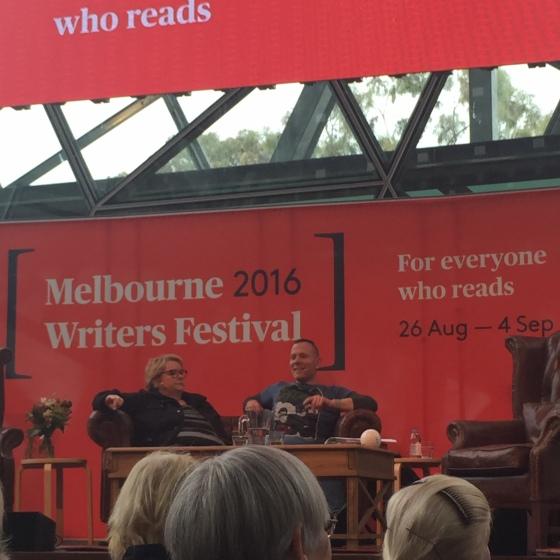 Why I Read - Magda Szubanski and Damon Young